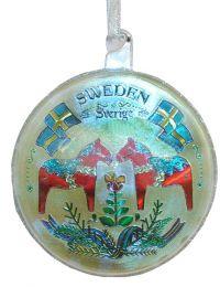 Julkula Juldekoration Sverige Dalahäst